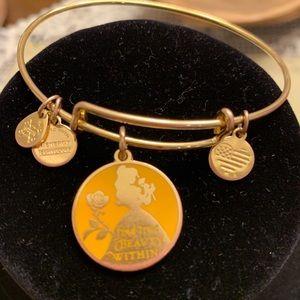 Alex and Ani Disney Belle Bangle Bracelet 🌹